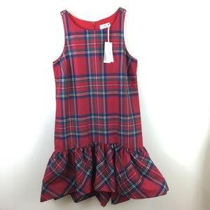Vineyard Vines Amelia Jolly Plaid Dress 6